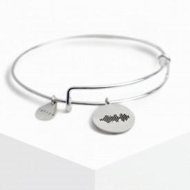 Voice Rigid Bracelet