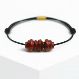 Voice Wood Bracelet